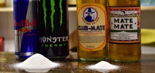 Weniger Zucker