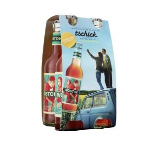 Wostok Erdbeere-Bergamotte Flasche