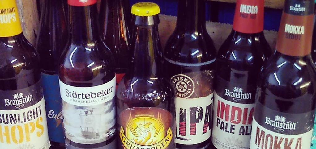 Craft Beer – Kolabri Getränke